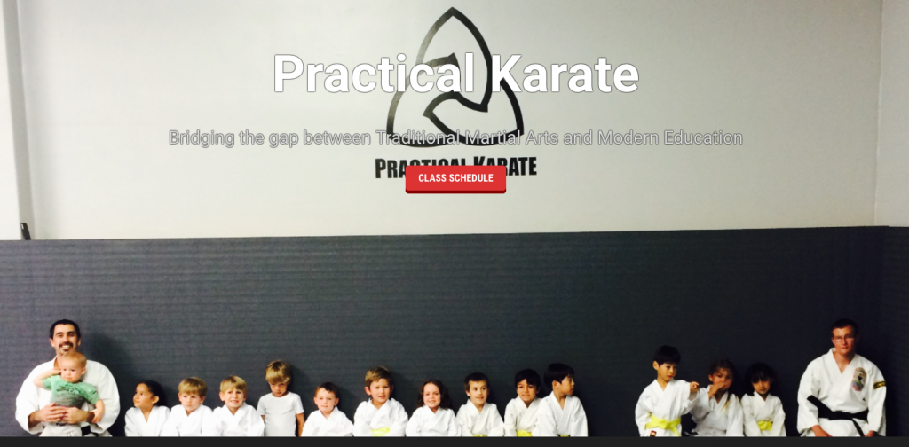practical karate